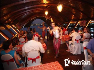 Loy Nava Rice Barge Dinner Cruise, Including Transfers from Bangkok