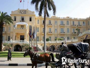 Luxor Horse-Drawn Carriage City Tour