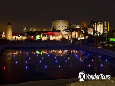 Luxor Karnak Sound and Light Show