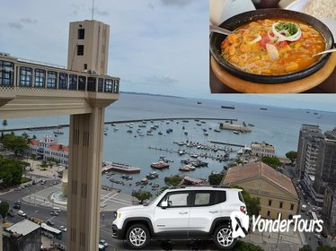 Luxury Private Exclusiv Salvador da Bahia SUV City Tour (max 4 pax)