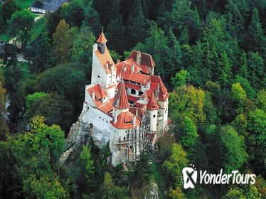 Luxury Private Tour from Bucharest to Transylvania including Dracula's Castle
