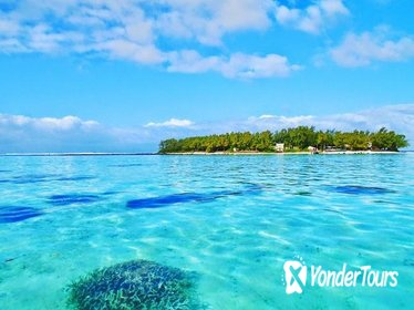 Luxury Speed Boat Island Hopping inc. Ile aux Cerfs & Snorkeling in Blue Bay
