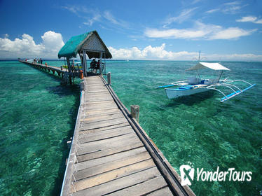 Mactan Island-Hopping Adventure from Cebu with Snorkeling and BBQ Lunch