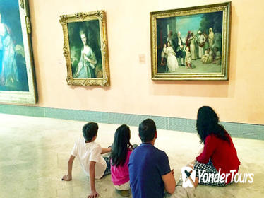 Madrid Prado Museum Private Guided Tour for Kids and Families