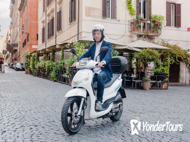 Madrid Scooter Rental