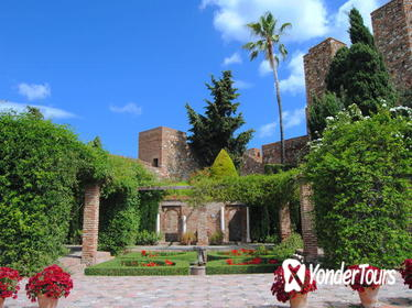 Malaga City Private Walking Tour including Alcazaba Fortress