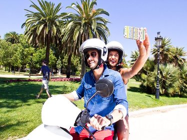 Málaga Scooter Rental