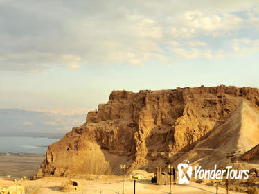 Masada and Ein Gedi Nature Reserve Day Trip from Jerusalem