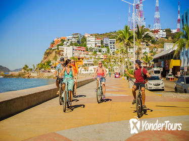 Mazatlan City Tour by Bike