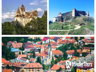 Medieval Castles Tour in Teutonic Land from Bucharest
