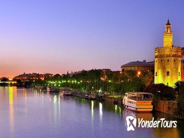 Medieval Seville Guided Tour and River Cruise