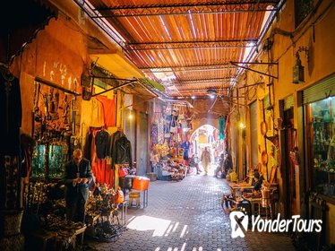 MEDINA OF MARRAKESH SHOPPING TOUR
