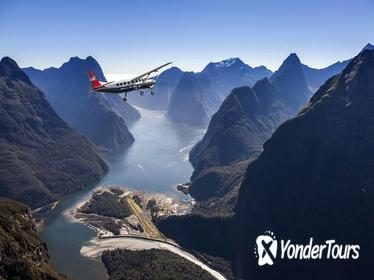 Milford Sound to Queenstown Return Scenic Flight