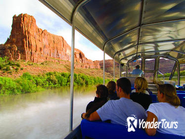 Moab Daytime Jet Boat Tour on the Colorado River