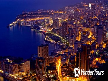 Monaco et Monte-Carlo by night