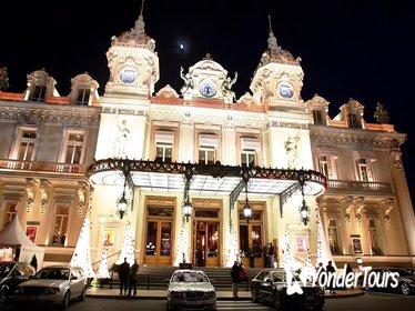 Monaco Monte-Carlo Small-Group Half-Day Night Tour from Nice