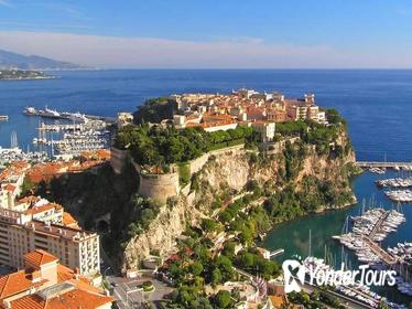 Monaco Shore Excursion: Private Tour of Nice, Monaco and Eze