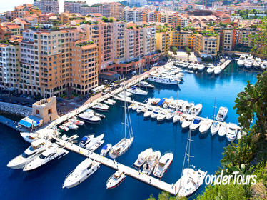 Monaco Shore Excursion: Small-Group Monaco and Eze Half-Day Tour