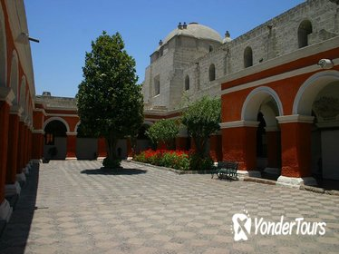Monasterio de Santa Catalina Admission Ticket