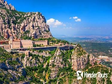 Montserrat Afternoon Tour with Small Group and Hotel Pick Up