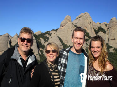 Montserrat Monastery and Natural Park Tour from Barcelona