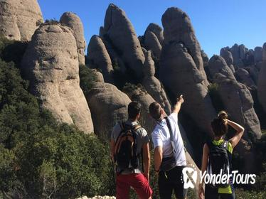 Montserrat Natural Park Hiking and Monastery Half Day