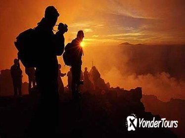 Mount Merapi Volcano Hiking Sunrise Tour from Yogyakarta