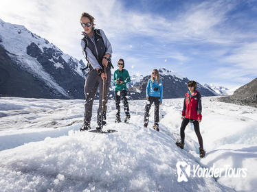 Mt Cook Helicopter Flight and Tasman Glacier Walk