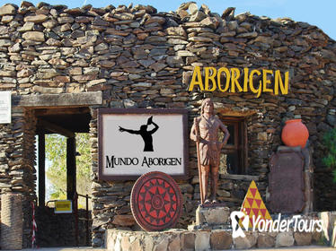 Mundo Aborigen Museum and Theme Park Admission Ticket in Fataga