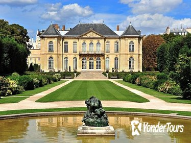Musee Rodin Paris Admission Ticket