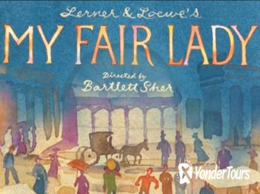 My Fair Lady at Lincoln Center Theater