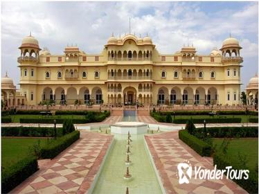 Nahargarh Fort Admission Ticket with Optional Transportation