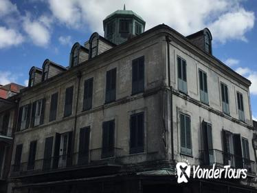 New Orleans French Quarter Architecture Walking Tour