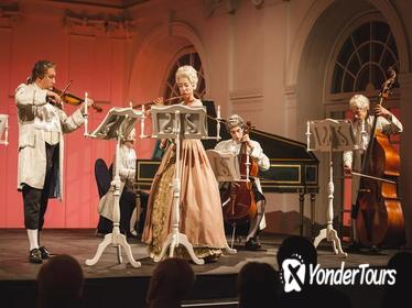 New Year's Day at Charlottenburg Palace in Berlin: Dinner and Concert by Berlin Residence Orchestra