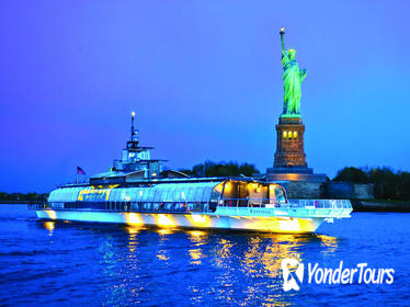 New Year's Day Bateaux New York Dinner Cruise
