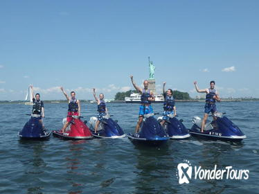 New York Harbor Jet Ski Tour