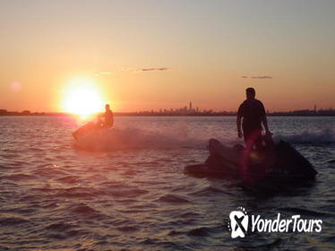 New York Sunset and Wildlife Jet Ski Tour