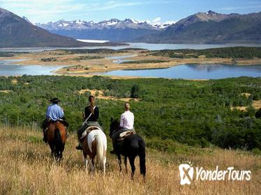 Nibepo Aike Ranch with Horseback Riding from el Calafate