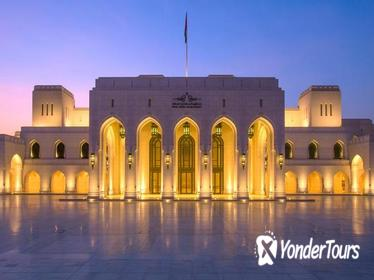 Night at the Royal Opera House Muscat and Traditional Dinner