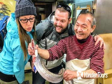 Nishiki Market and Gion District Cultural Walking Food Tour