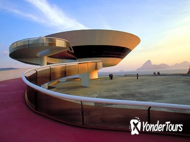 Niterói City Tour and Contemporary Art Museum Admission