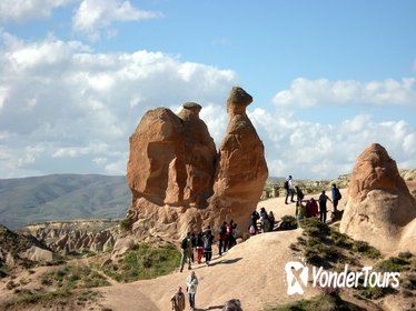 North Cappadocia Red Tour with Goreme Open Air Museum