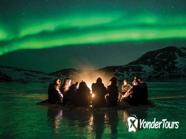 Northern Lights Minibus Chase