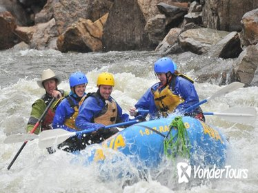 Numbers and Narrows Whitewater Rafting
