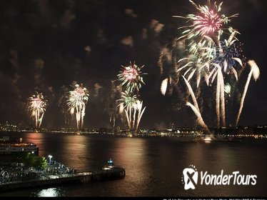 NYC Fourth of July Fireworks Cruise and Sightseeing Tour