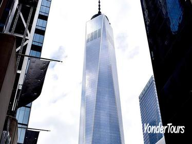 NYC Freedom Tower Private Photo or Video Experience