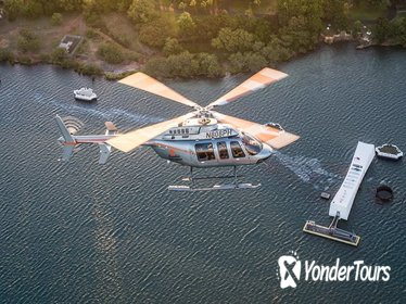 Oahu Circle Island Helicopter Tour