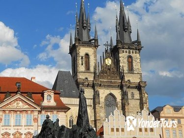 Old Town Highlights and Secrets Private Walking Tour in Prague