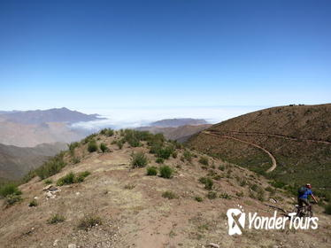 Olleros Mountain Bike Trail from Lima