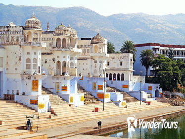 One way Private Transfer From Udaipur To Pushkar with Private Transportation